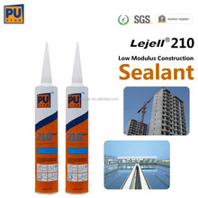Lejell210 indoor decoration pu sealant