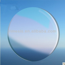 Spectacle lens with anticomputer coating