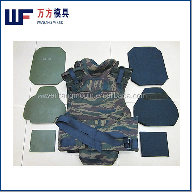 China taizhou body armor plate mould manufacturer