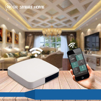 Best selling 2015 Z-Wave security wireless smart security alarm system controller, smart home remote control system