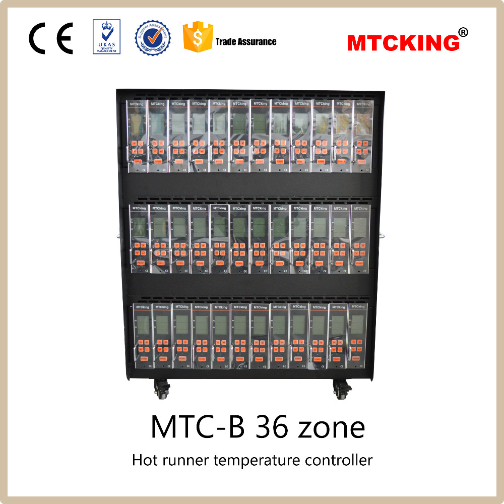 hot runner temperature controller for hot runner system