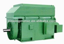 YRKK high-power AC induction slip ring high altitute motors 3000KW
