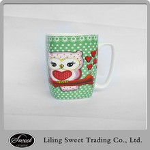 lovely design daily used wholesale coffee mug