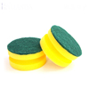 Hosewife Usage And Scouring Pad+Sponge Material Durable Daily Use Kitchen Cleaning Sponge