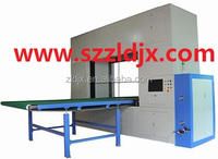Automatic cutting machine sponge PVC EVA leather industrial fabric cutting machine