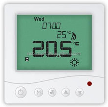 digital programmable thermostat for zoning control system