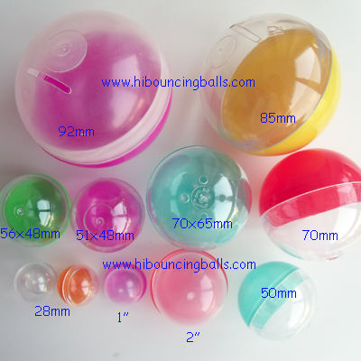 Empty Plastic Toy Balls Wholesale in China