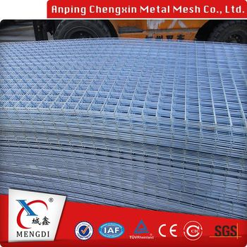 4x4 Galvanized Welded Wire Mesh Panels