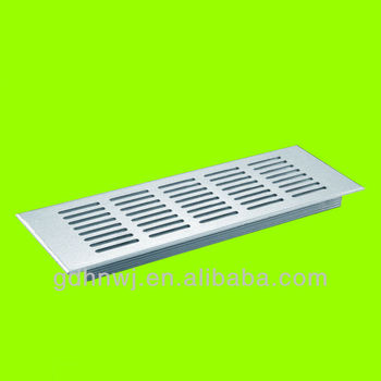 Hotsales furniture aluminium Matter Air ventilation hole (VH1211)