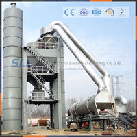 Energy saving cost low factory directly sale asphalt batching mixing plant