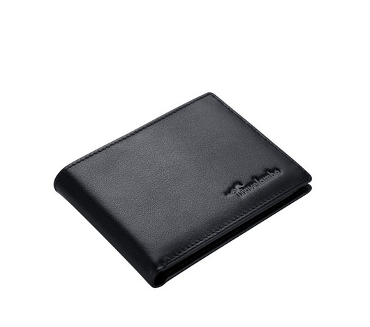 Hybrid RFID Blocking Mens Leather Credit Card Holder Wallet Bifold ID Cash Coin Wallet Purse