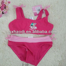 2013 Branded Name Fashion Pattern Girls Baby Swimsuit