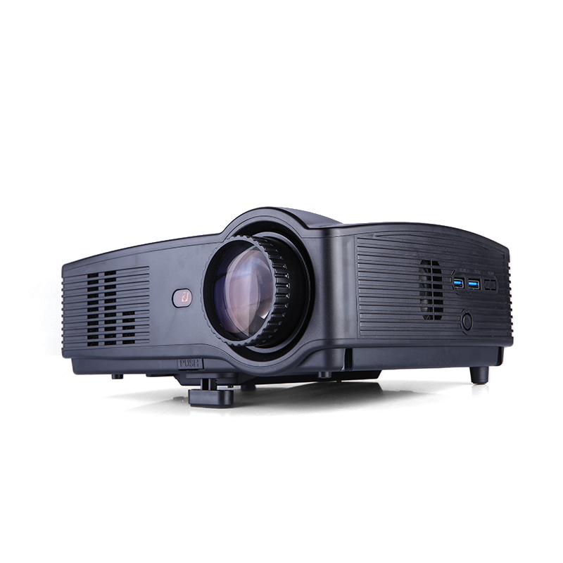 Hot Offer! Factory Wholesale Multimedia Projector android outdoor projector