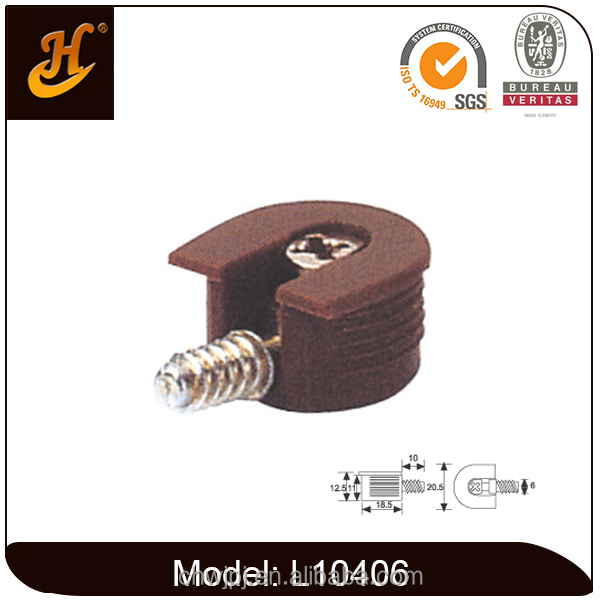 Furniture Hardware Cabinet Joint Connector For Wood