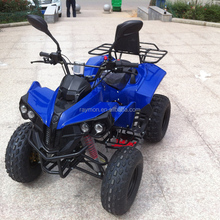 New cheap quad bike 8inch big wheel 125cc ATV with CE