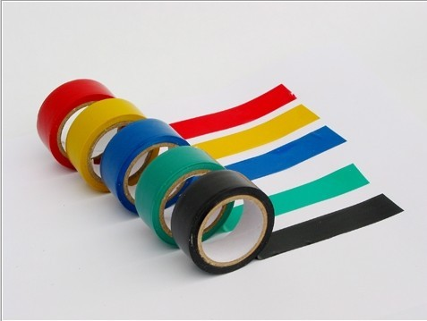 PVC film for electric pvc insulation tape adhesive tape