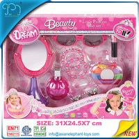 Beauty Set Toy For 2017 New Game Preschool Educational Toys With EN71