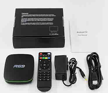 Android set top box M2