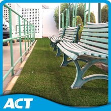 Artificial grass for landscaping commercial use with SGS, CE test