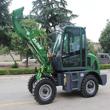 2017 hot sale mini wheel loader ZL08 0.8ton loader/CE LOADER