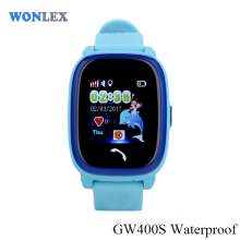 2017 Wonlex GW400S 3G Colorful Android Smart Kids Dual Sim Watch Phone Waterproof Wrist Watch Mobile Phone for Anti Lost