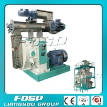 Birds feed pellet mill machine_Small rabbit feed stuff pelletizer making machine with CE Approved