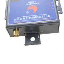3g 4g gprs modem rs232 serial port gsm water level controller