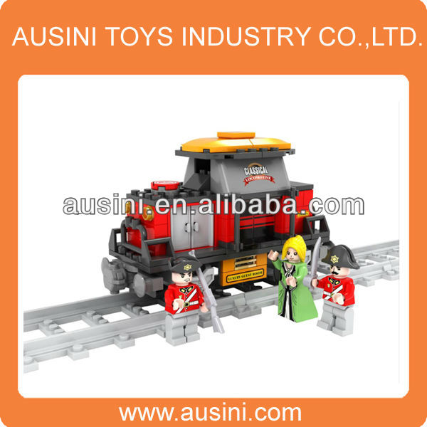 promotional 3d puzzle building brick for kid