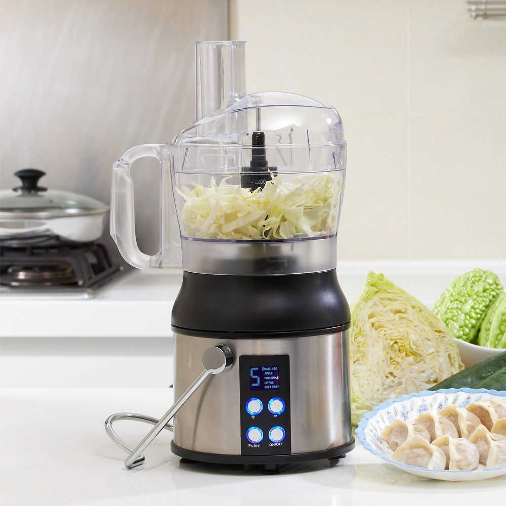 5 in 1 Home Use Electric Machine Cutting Multi Vegetable Chopper