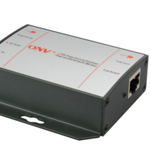POE <strong>injector</strong> for CCTV system IP camera phone <strong>Full</strong> gigabit 2-port DC 30W