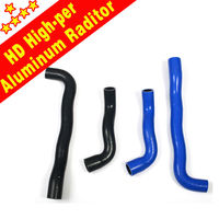 AUTO RACING AUTOMOTIVE SILICON HOSE KIT FOR SUBARU WRX/STI GDA GDB EJ20 00-07