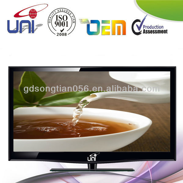 42-inch LED TV, Digital with DVB-T, DVB-C, MPEG-4, CI Slot, USB & HDMI