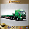 3 axis low bed truck trailer 23.60 ton lpg tank truck trailer,lpg gas truck trailer used lpg semi , remote control truck trailer