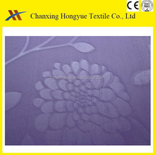 Plain dyed Microfiber solid color bedding fabric for home textile/South american polyester fabric
