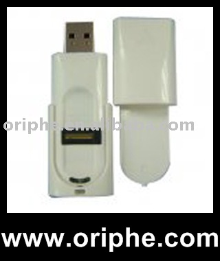 Fingerprint usb memory flash