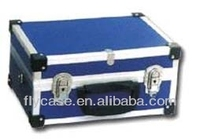 Hard aluminum carrying case/aluminum camera case with safe lock and handle/factory in China