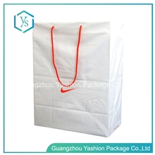 Shopping china manufactory paper material shopping paper bag