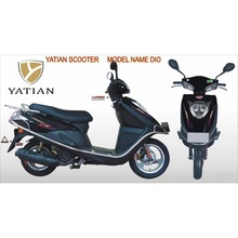 Guangzhou manufacturer 125cc Best Price motor high quality Scooter