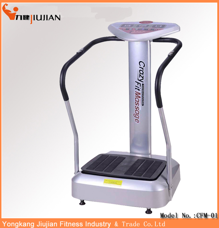 Promotional Home Fitness <strong>Equipment</strong> Stand Vibrating Body Massager Vibrator Board