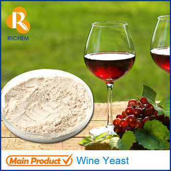 Wine Yeast for rice wine for fruit wine