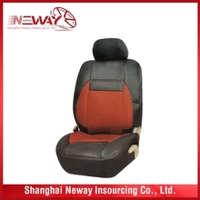 Hot new discount oem pu leather car seat cover