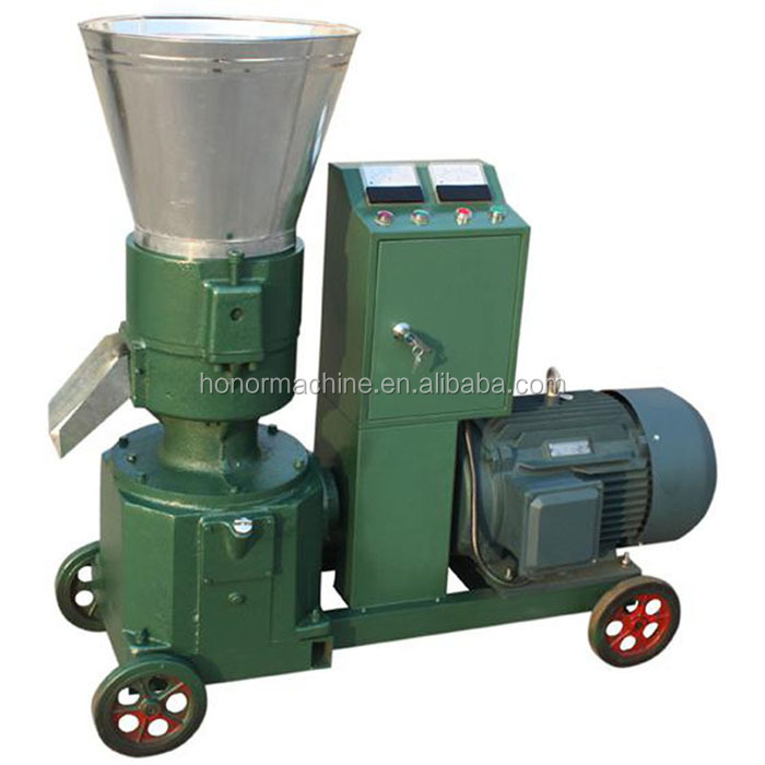 Farm Use Animal Feed Pellet Machine Poultry Pellet Feed Machine
