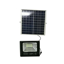 High temperature resistant 10 20 30 40 50 100 <strong>w</strong> ip67 outdoor waterproof led solar flood light floodlight price