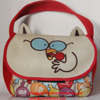 Wholesale Insulated cake candy cooler bag students school lunch bag