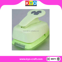 Custom plastic paper punches for card making