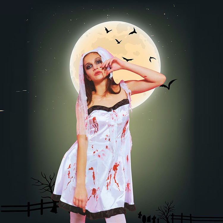 Factory drect supply sexy halloween costumes for woman