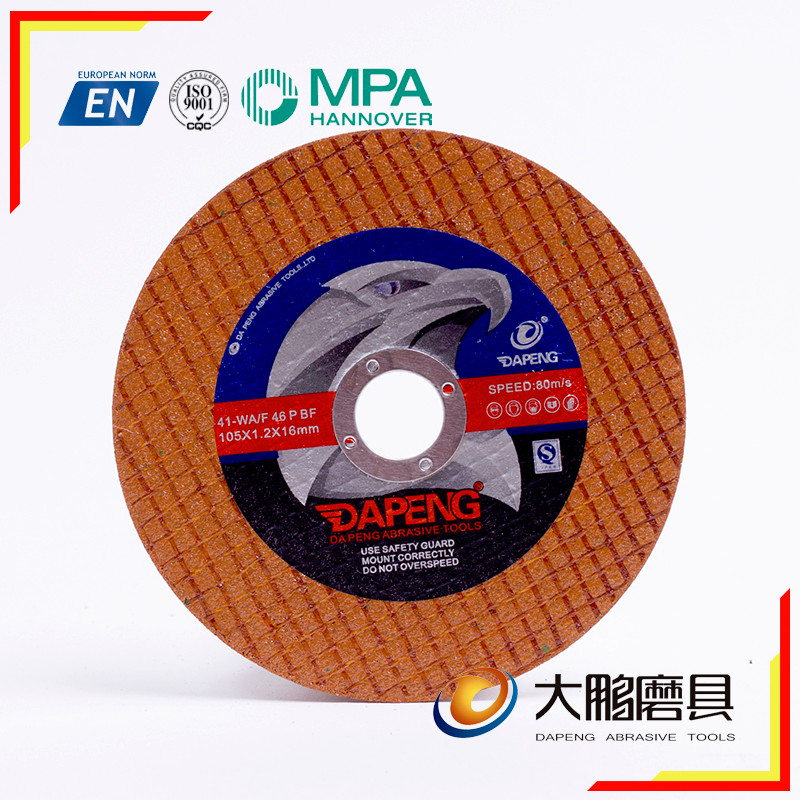 Cutting Disc For Marble Customized Logo Bevel Edge Grinding Wheel