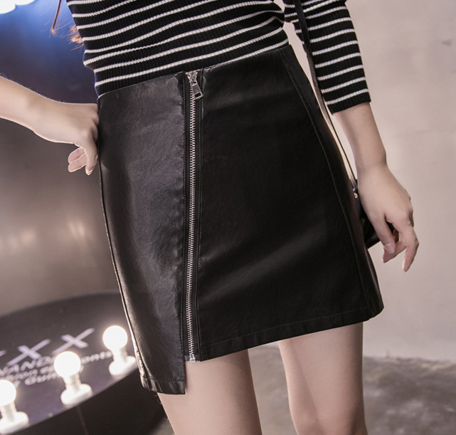 Z82937B sexy womens pencil skirts lady pu mature women in skirts