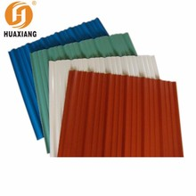 high quality PPGI versatile roofing sheet for building material hs code