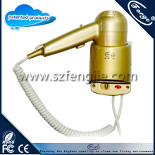 Electronic luxury hotel hair steamer hood dryer with 110v and 220V wall